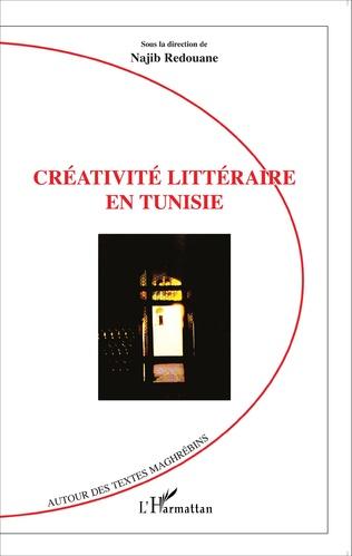 Couverture Créativité littéraire en Tunisie