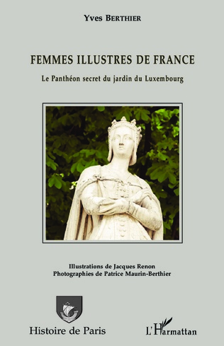 Couverture Femmes illustres de France