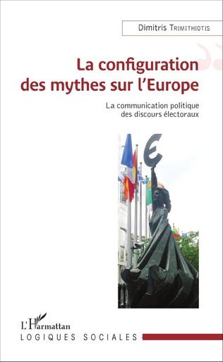 Couverture La Configuration des mythes sur l'Europe