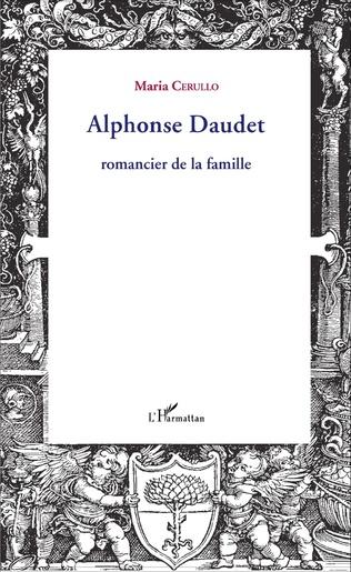 Couverture Alphonse Daudet