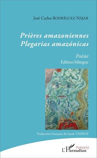Couverture Prières amazoniennes
