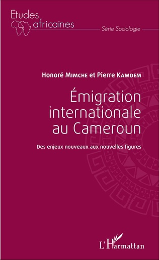 Couverture Emigration internationale au Cameroun