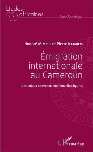 Couverture Emigration internationale au Cameroun
