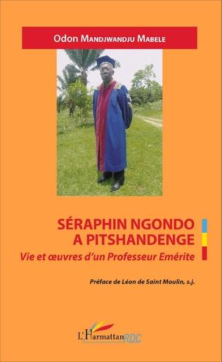 Couverture Séraphin Ngondo A Pitschandenge