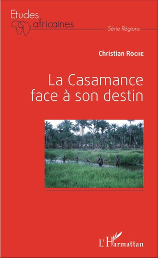 Couverture La Casamance face à son destin