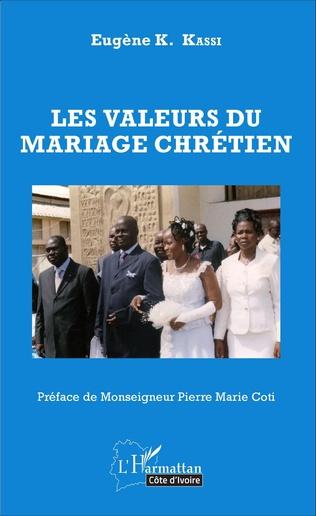 Couverture Les valeurs du mariage chrétien