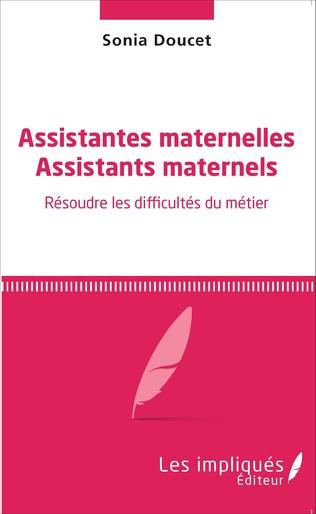 Couverture Assistantes maternelles Assistants maternels