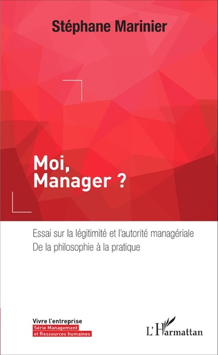 Couverture Moi, Manager ?