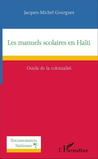 Couverture Les manuels scolaires en Haïti