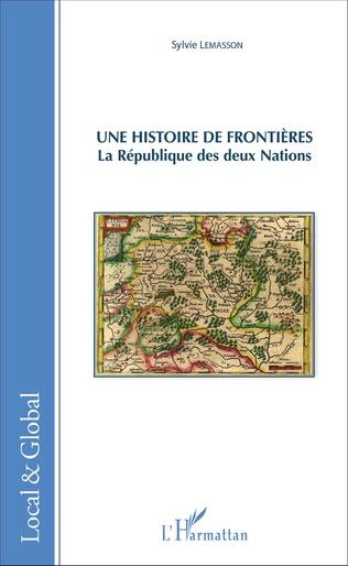 Couverture Une histoire de frontières