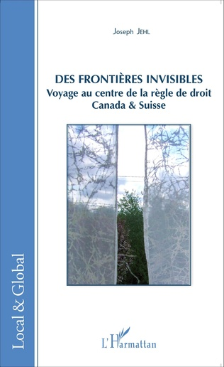Couverture Des frontières invisibles