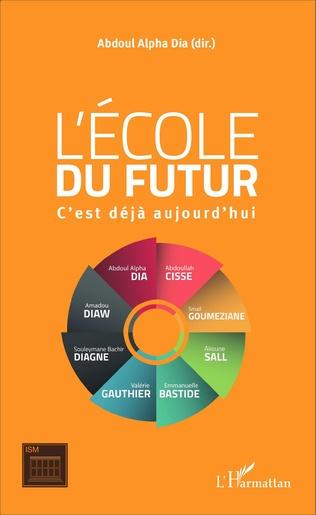 Couverture L'école du futur