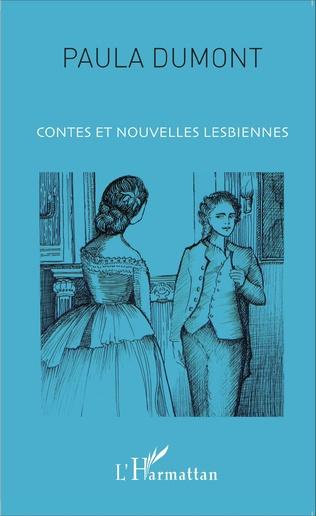 Couverture Contes et nouvelles lesbiennes