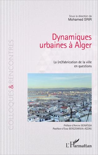 Couverture La ville d'Alger à l'heure du