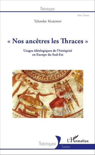 Couverture Nos ancêtres les Thraces