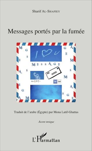Couverture Messages portés par la fumée