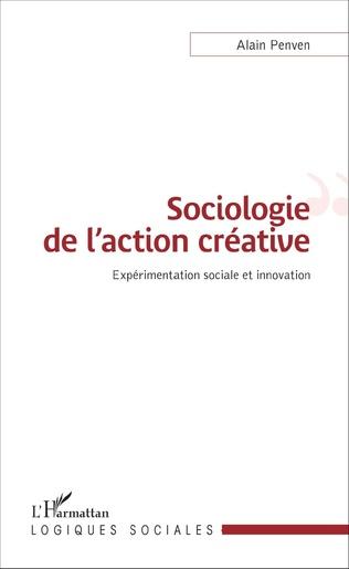 Couverture Sociologie de l'action créative