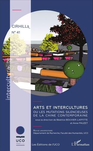 Couverture Arts et intercultures