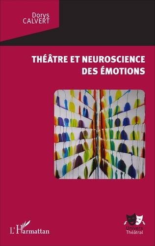 Couverture Théâtre et neuroscience des émotions