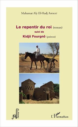 Couverture Le repentir du roi (roman)
