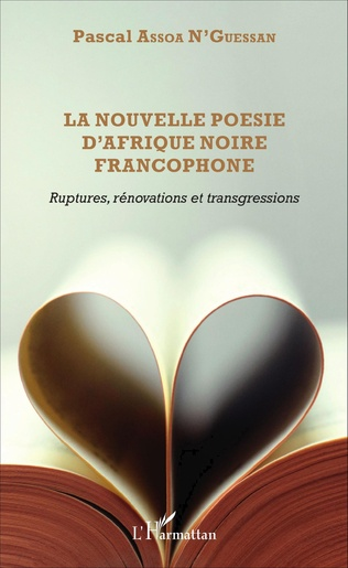 Couverture La nouvelle poésie d'Afrique noire francophone