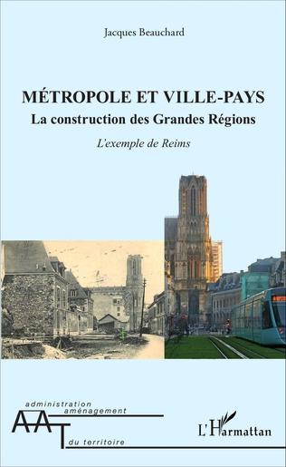 Couverture Métropole et ville-pays