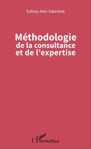 Couverture Méthodologie de la consultance et de l'expertise