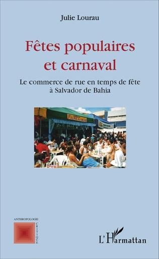 Couverture Fêtes populaires et carnaval