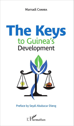 Couverture Keys to Guinea's Development