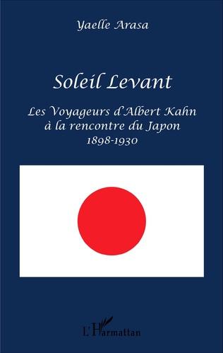 Couverture Soleil Levant