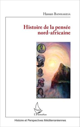 Couverture Histoire de la pensée nord-africaine