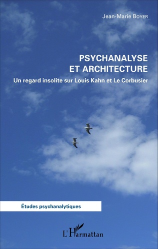 Couverture Psychanalyse et architecture
