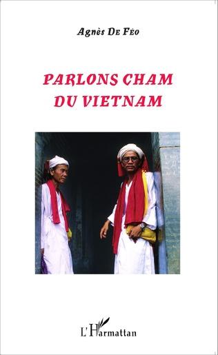 Couverture Parlons cham du Vietnam