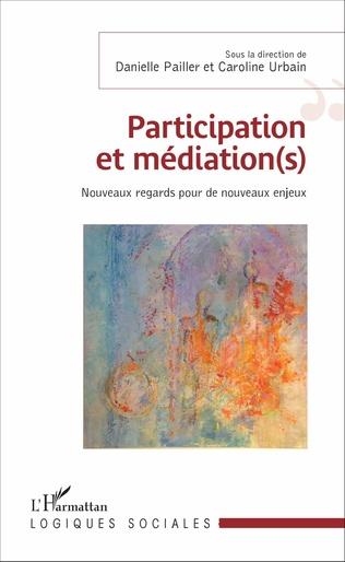 Couverture Participation et médiation(s)