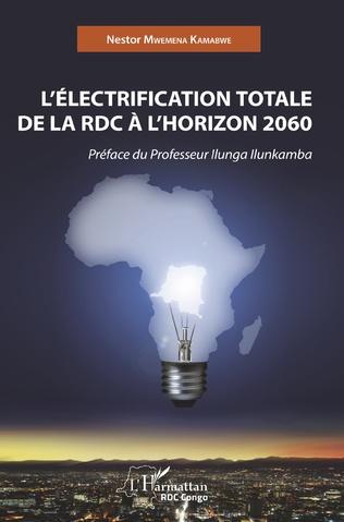 Couverture L'Electrification totale de la RDC à l'horizon 2060