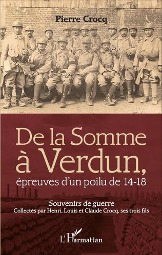Couverture De la Somme à Verdun