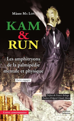 Couverture Kam & Run
