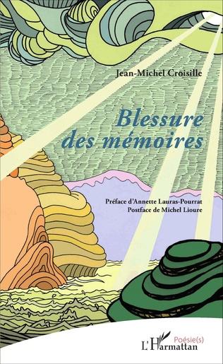 Couverture Blessure des mémoires