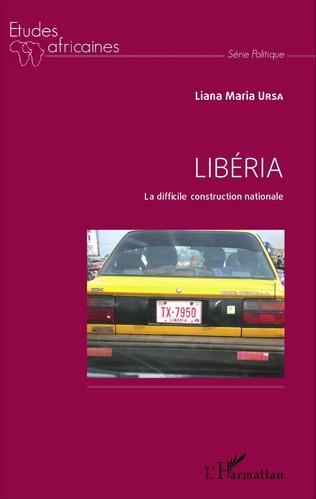 Couverture Libéria
