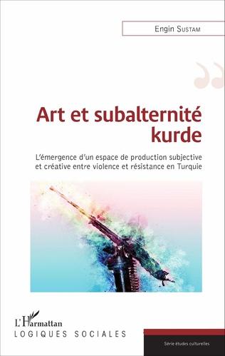 Couverture Art et subalternité kurde