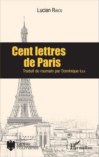 Couverture Cent lettres de Paris