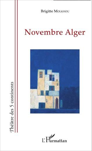 Couverture Novembre Alger
