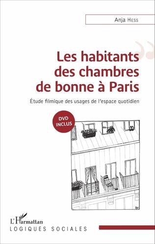Couverture Les habitants des chambres de bonne à Paris