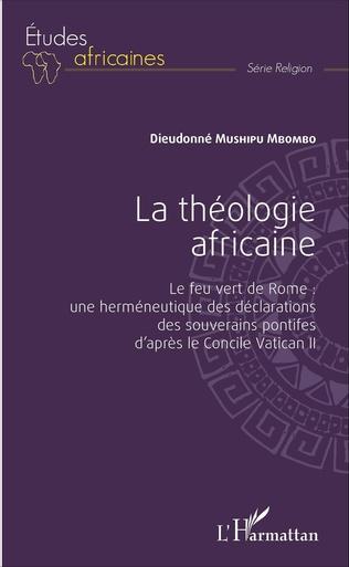 Couverture La théologie africaine
