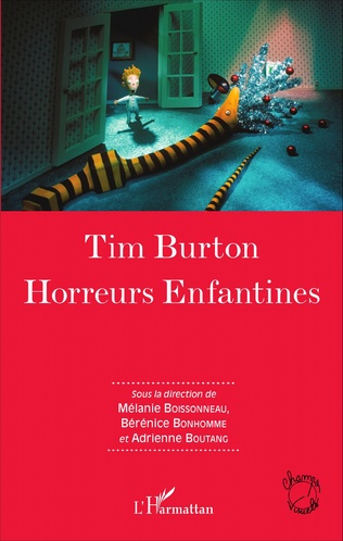 Couverture Tim Burton