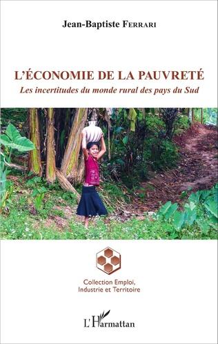 Couverture L'économie de la pauvreté