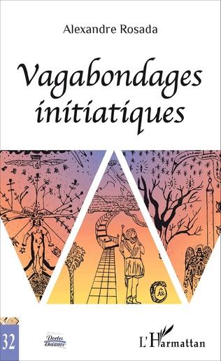 Couverture Vagabondages initiatiques