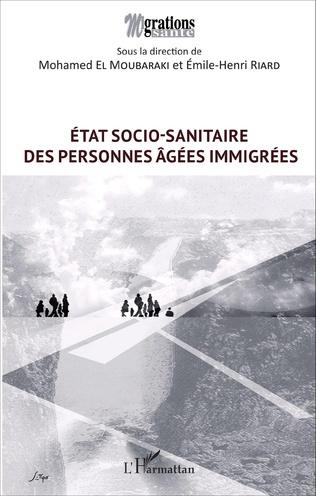 Couverture État socio-sanitaire des personnes âgées immigrées