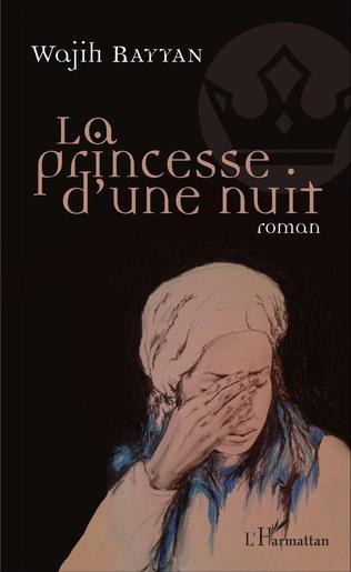 Couverture La princesse d'une nuit