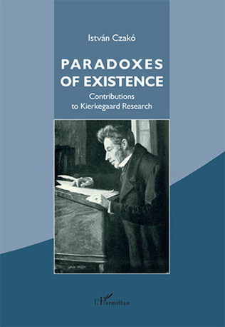 Couverture Paradoxes of existence